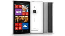 At a press event in London on Tuesday, Nokia is showing off the Lumia , a new variant of its flagship Windows Phone.
