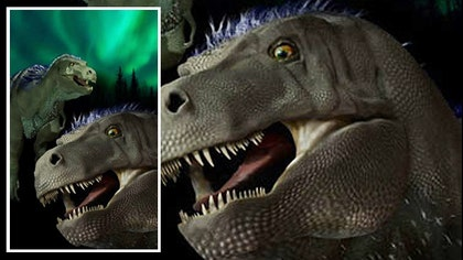Toothy Tyrannosaurus rex had a tiny cousin, new suggests research.