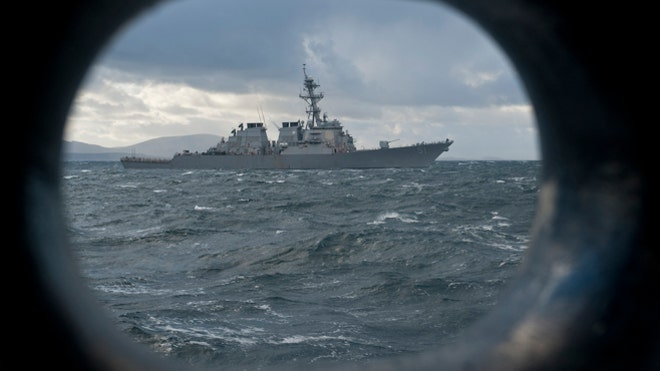 About $3 billion spent on new Arleigh Burke-class destroyers for US Navy