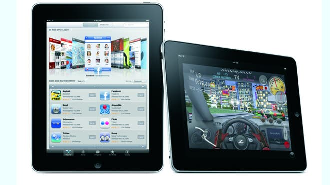 Apple IPad Official Images