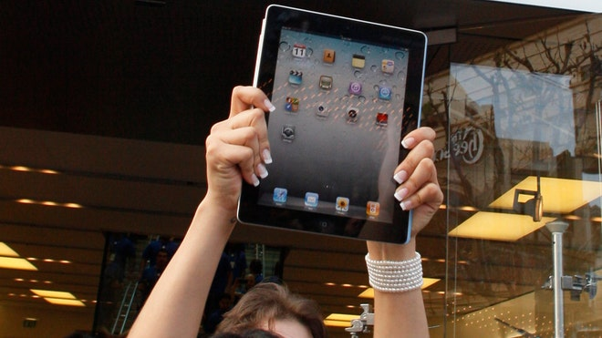 Apple iPad 2 Release