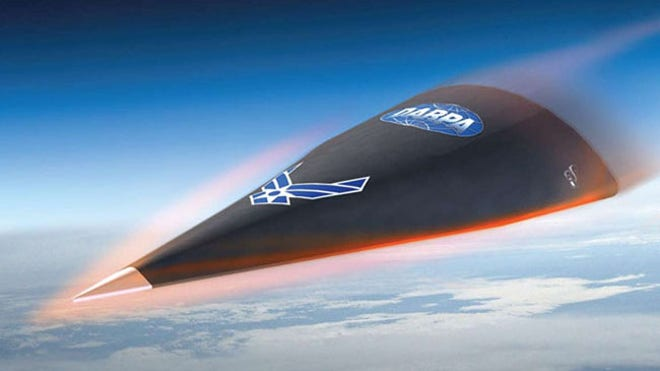 Falcon Hypersonic Technology Vehicle (HTV)-2