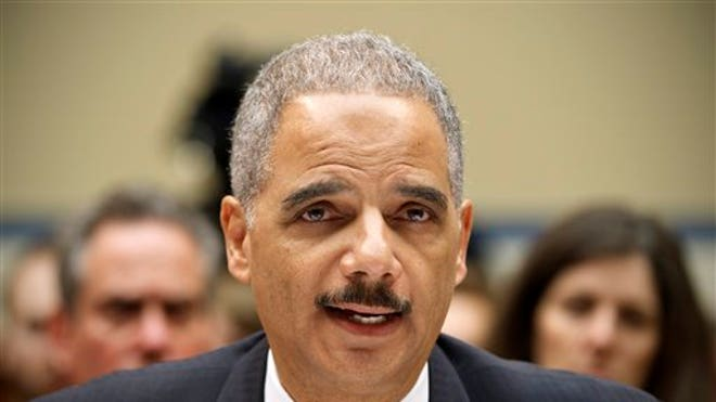 Eric Holder testimony at Fast and Furious hearing
