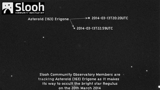 Watch a 45-mile-wide asteroid blot out a star tonight