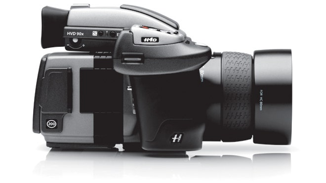 Hasselblad H4D200MS digital camera