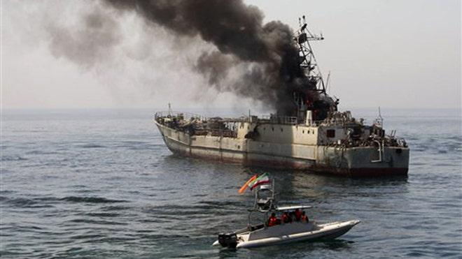 Iranian Wargames