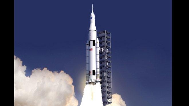 modern rockets nasa - photo #4