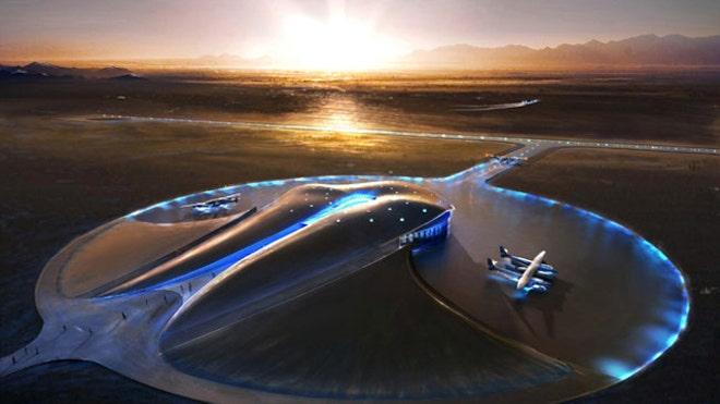 Spaceport America Concept