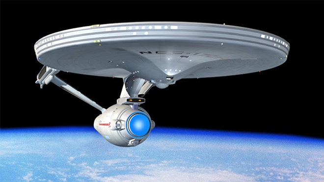 Warp speed, Scotty: Faster than light drives a reality?