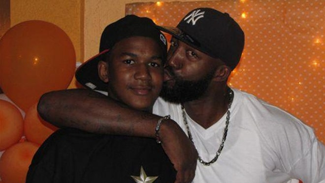 Trayvon Martin file