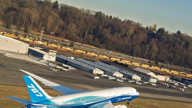 Dreamliner Hits a Milestone