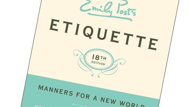 Ask Emily Post Etiquette