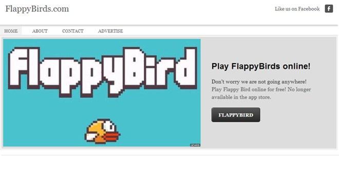 flappybirdonline