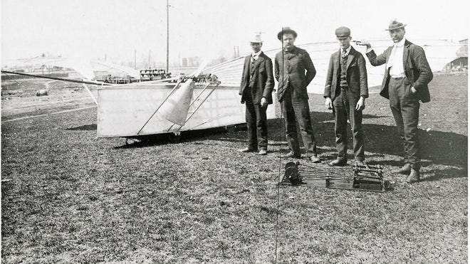 Wright brothers flew 2 years after Gustav Whitehead, researcher claims