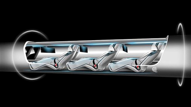 Crowdfunding called to power Hyperloop high-speed transport