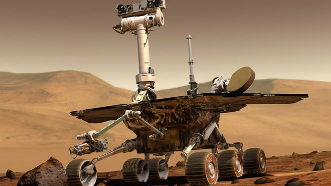 Mars rover Opportunity faces new threat: Budget ax