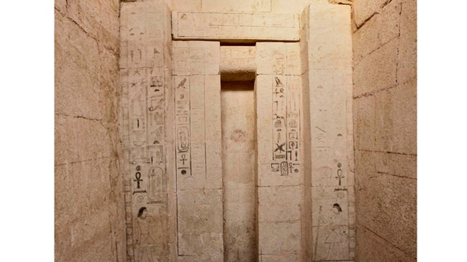 Ancient Egyptian secret tomb uncovered
