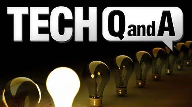Tech Q and A logo