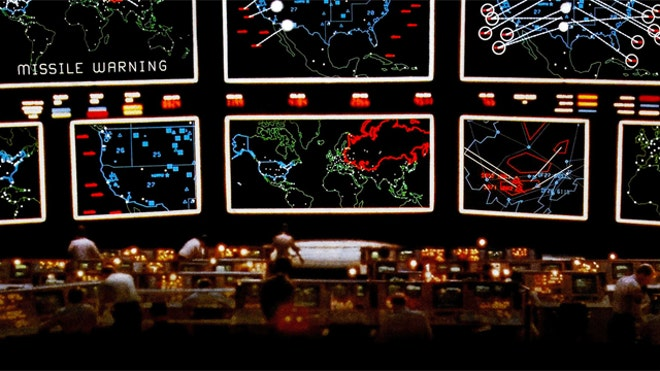 War games movie screenshot