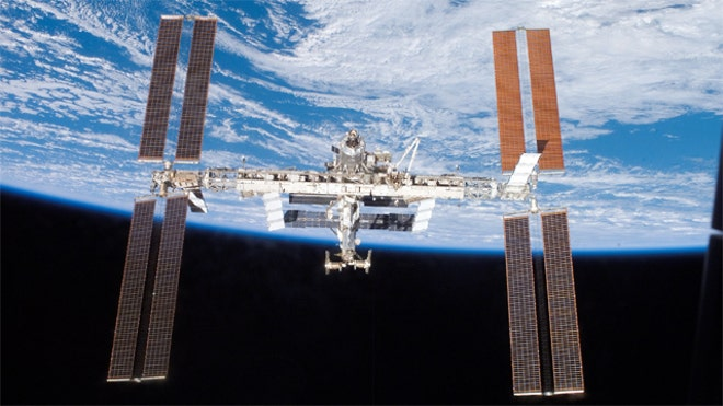 Fungus among us? Mold hits space station cargo ship