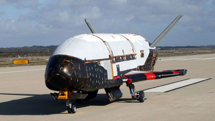 Air Force X-37B