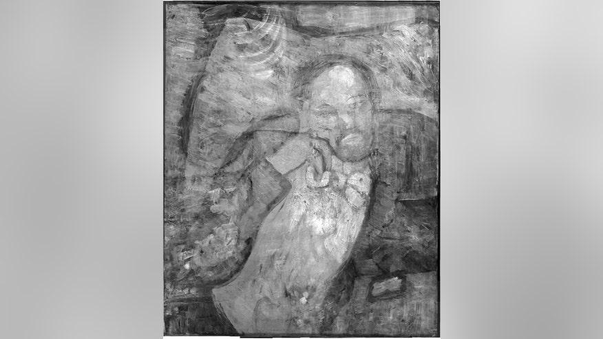 Picasso painting reveals hidden man - Art & Soul...& Science
