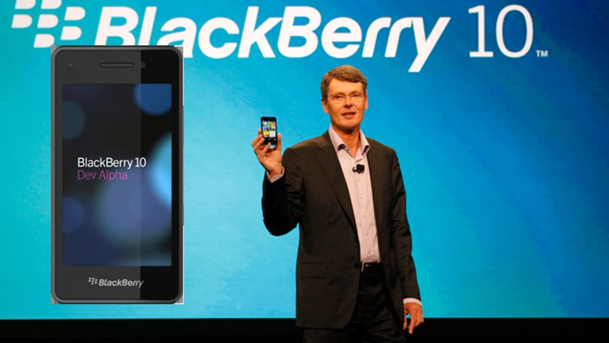 BlackBerry CEO Shows new Phone AP.jpg