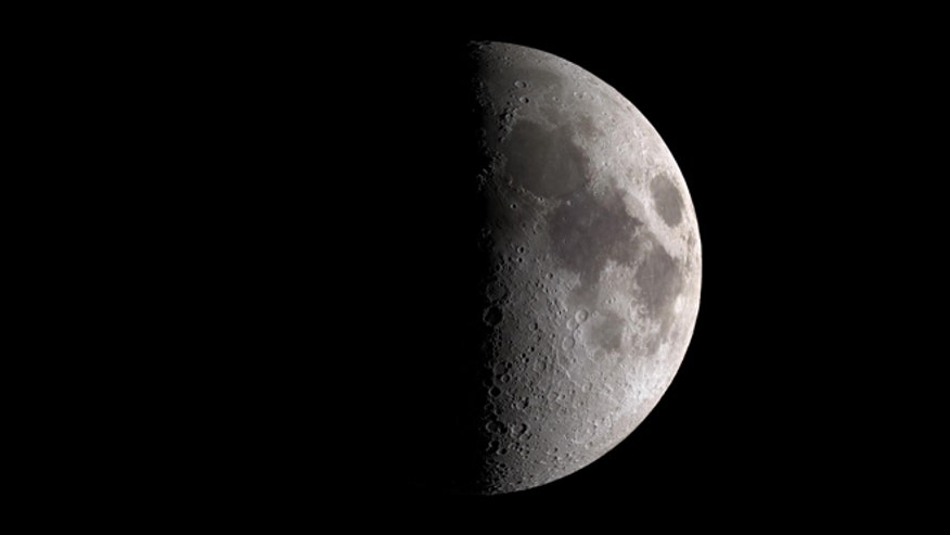 side of the moon - photo #28