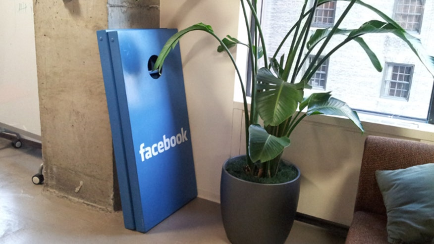 Facebook New York Office