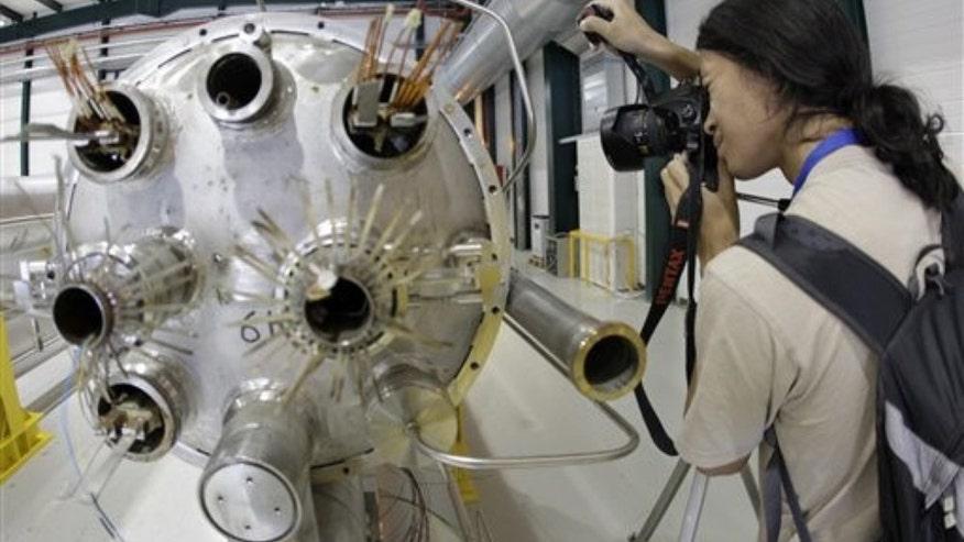atom smasher machine