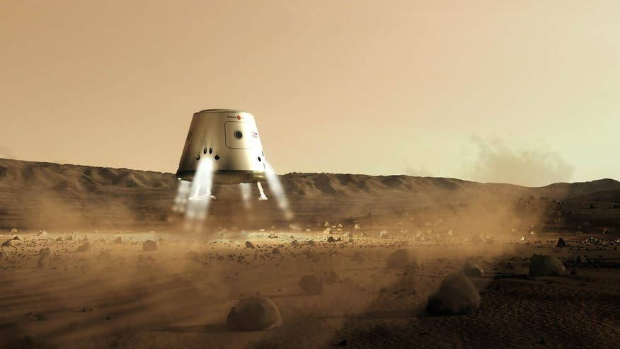 mission to mars concept art - photo #10