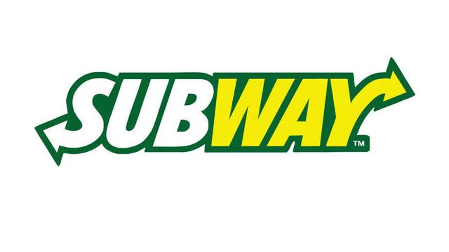 Subway sandwich logo