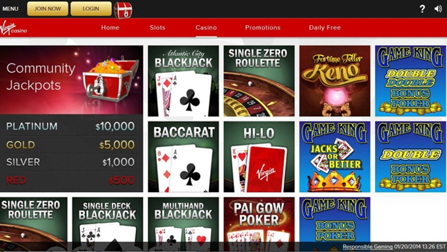 Bc online gambling website