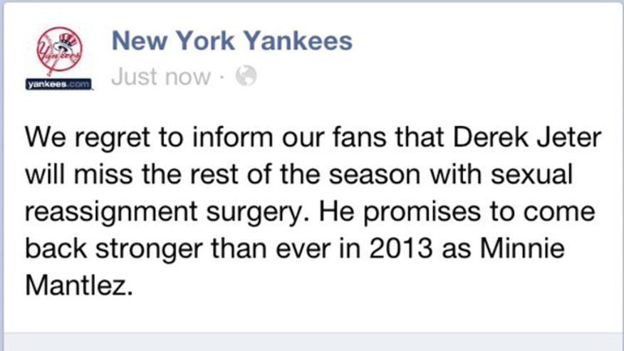 Yankees Jeter hacked.JPG