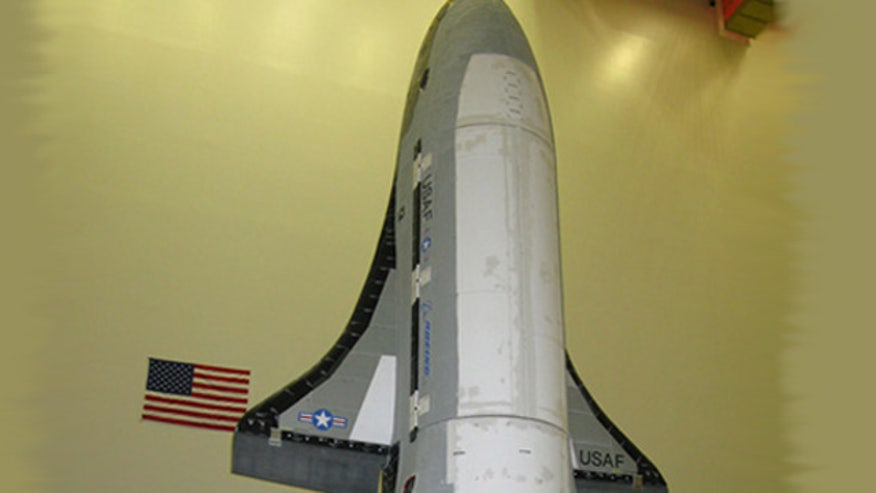 Air Force X-37B Space Plane