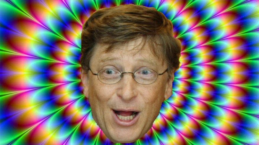 Bill Gates Trip