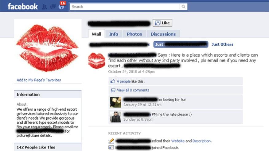 Facebook sex escort i polen