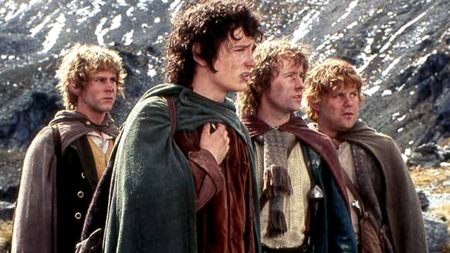 Hobbits Lord of the Rings