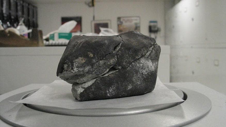 Virginia Meteorite