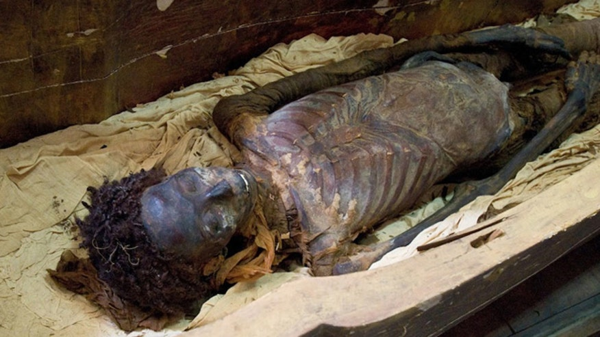 Mummy Smugglers Reveal Vast Antiquities Black Market | Fox ...