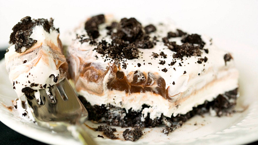 How To Spli A Cake Layer