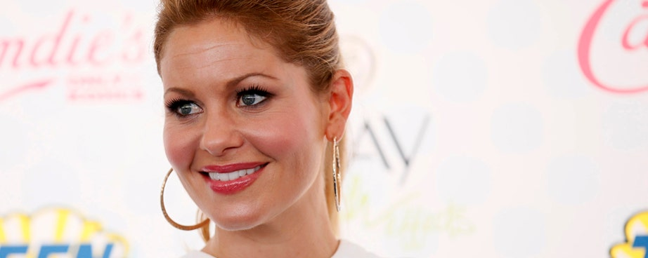 "Candace Cameron Bure made it known on Tuesday she is uncomfortable when her ""View"" co-hosts use a certain term to refer to women."