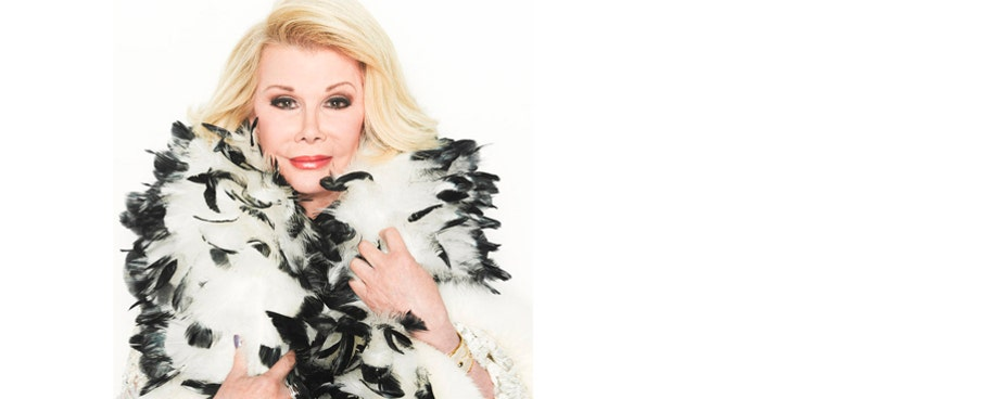 Joan Rivers' daughter said late Thursday her mother was resting comfortably after being admitted to Mount Sinai hospital in New York earlier in the day, reportedly after she stopped breathing during throat surgery.