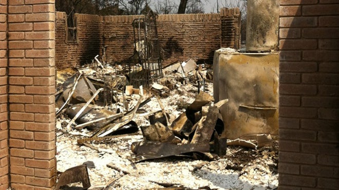 ... as Wildfire Destroys More Than 1,000 Homes in Texas | Fox News