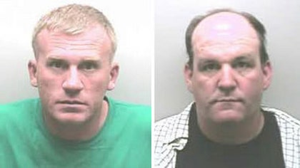 Two men have been convicted of cheating during a bass fishing tournament on Alabama's Lake Gunterville and will spend  days in jail, authorities say.