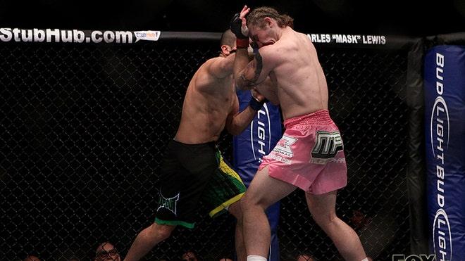 UFC 107: Belcher vs. Gouveia