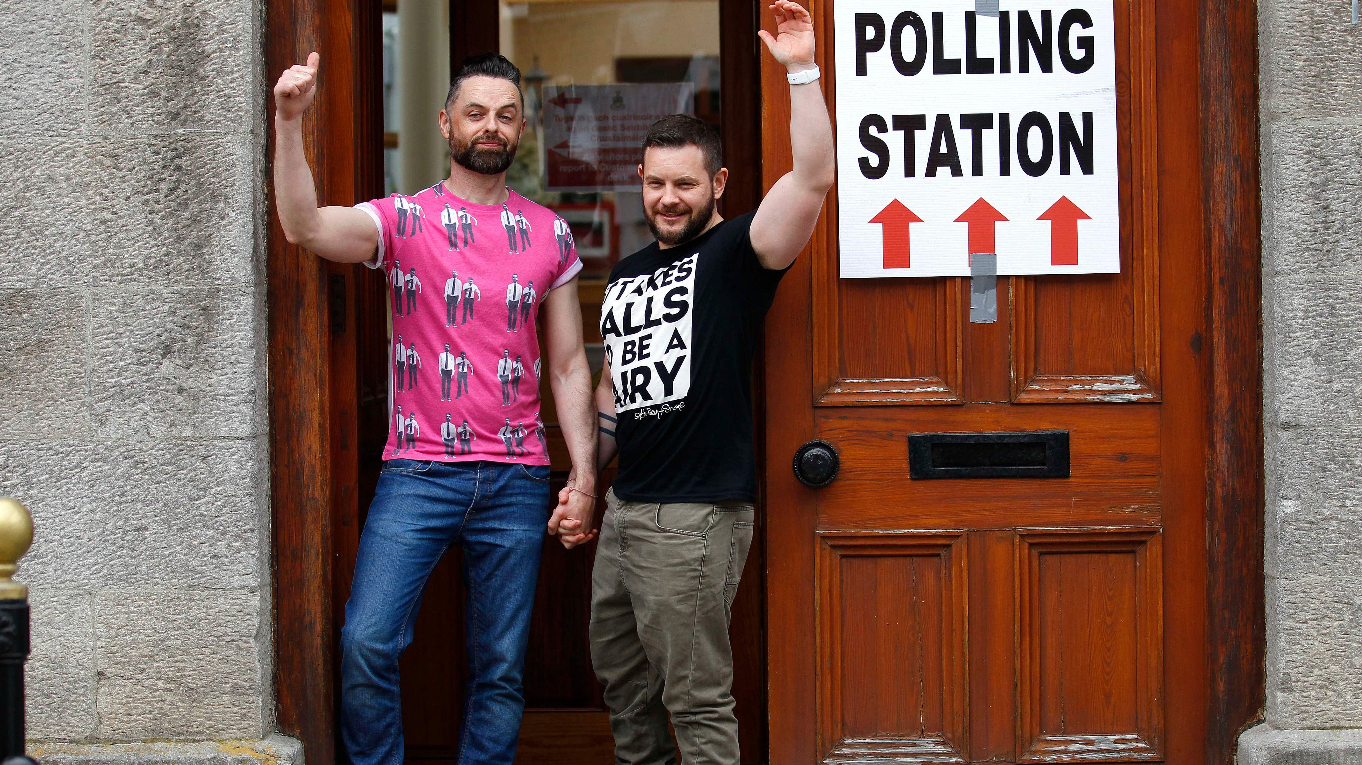 Irish And Gay 105
