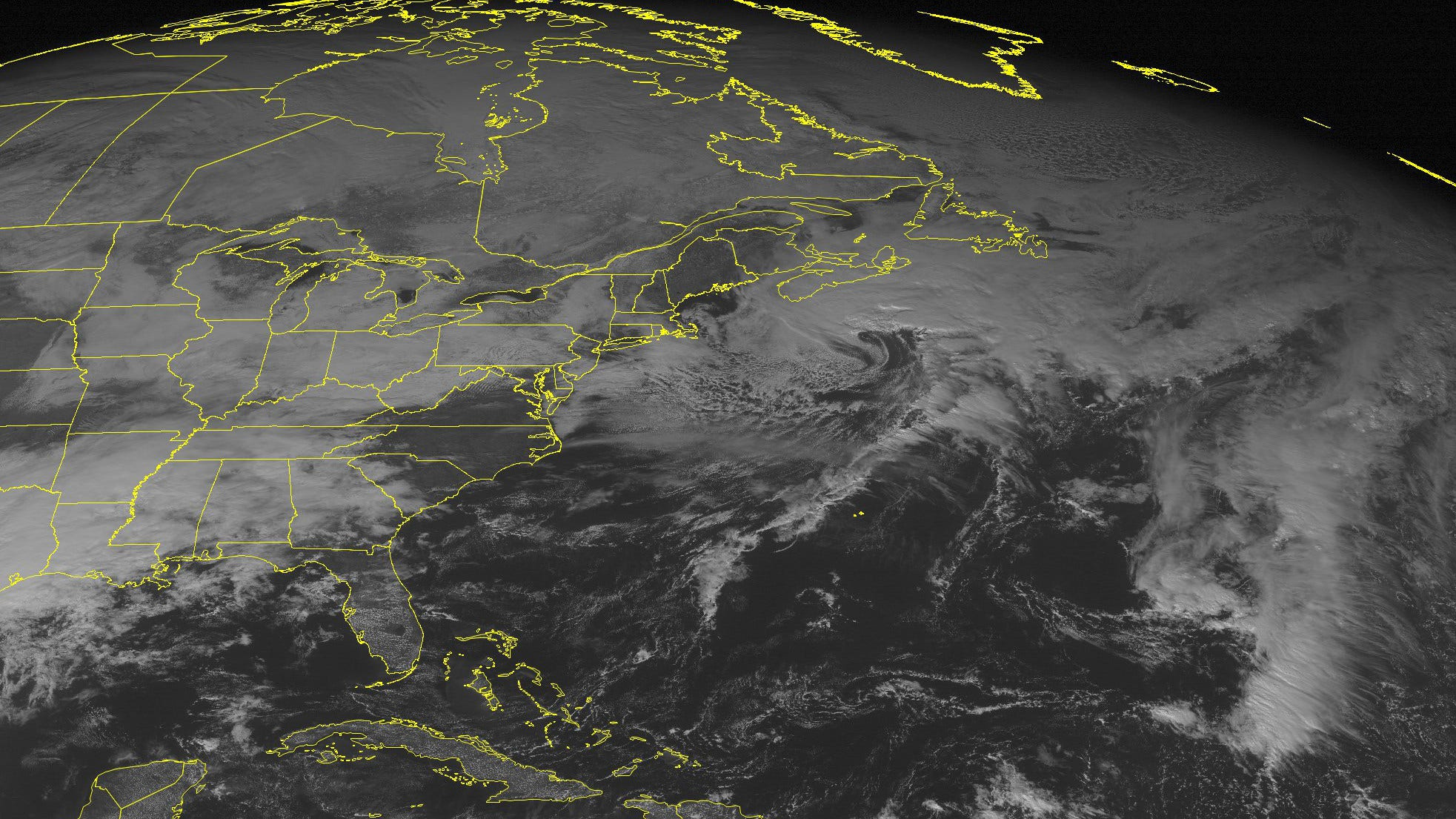 Coastal storm expected to worsen in Northeast