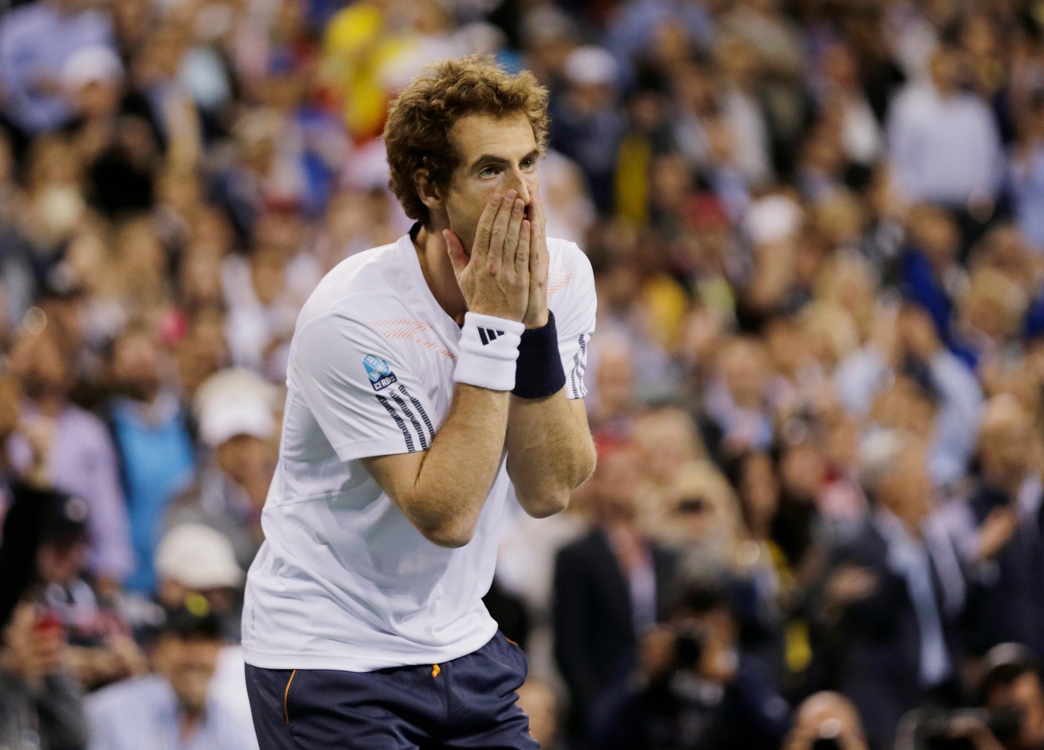 Andy Murray Grand Slam Wins