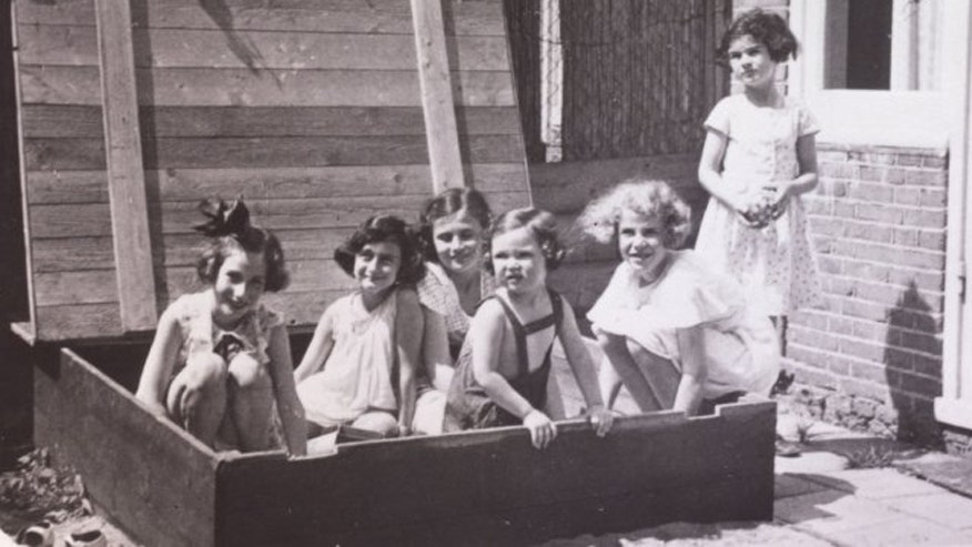 SLIDESHOW: Photographer's 21,000-mile journey to document lives of Anne Frank's friends who lived